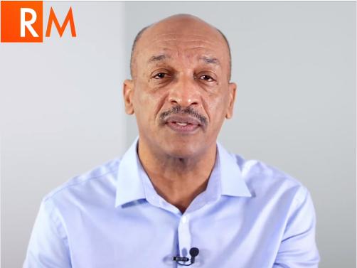 Max Orville Président du Mouvement démocrate Martinique