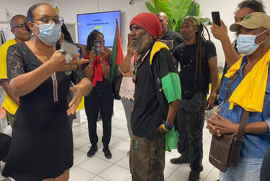 Renaissance Martinique La démocratie est là
