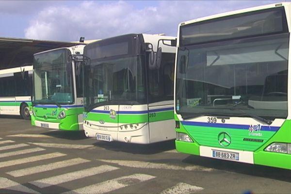 Bus Martinique