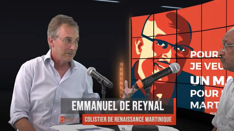 Le plan tourisme Renaissance Martinique
