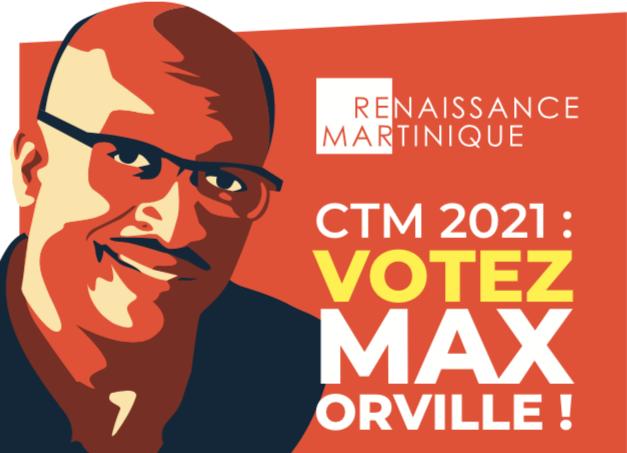 Votez Max Orville